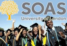 Allan and Nesta Ferguson Scholarships 2021/2022 for African Students to sudy in UK.