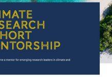 Call for Mentors: ACU Climate Research Cohort Mentorship Program 2021