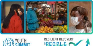 World Bank Group Youth Summit Pitch Competition 2021