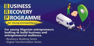 FATE Foundation Business Recovery Programme 2021 for young Nigerian Entrepreneurs.