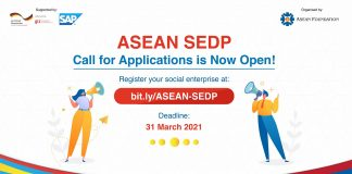 ASEAN Social Enterprise Development Programme 2021
