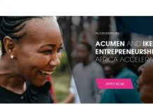 Acumen/IKEA Social Entrepreneurship East Africa Accelerator Program 2021 for young Social Entrepreneurs.