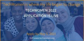 U.S Government TechWomen Emerging Leaders Program 2022 for Women in STEM to study in the United States of America (Fully Funded)
