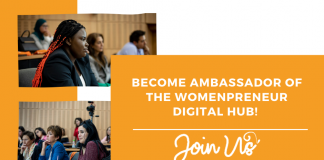 Womenpreneur Digital Hub – Call for Ambassadors 2021