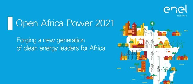 Enel Foundation Open Africa Power Program 2021 for African Students