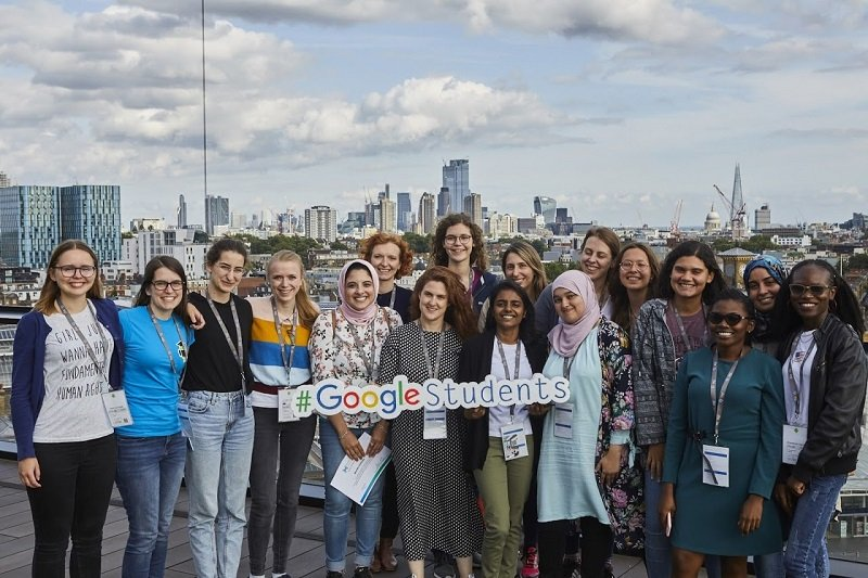 Generation Google Scholarship for Women in Computer Science 2021/2022 [Asia Pacific]