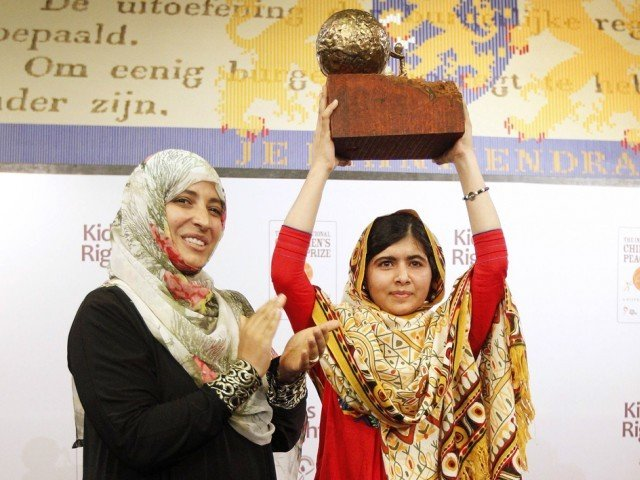 KidsRights International Children's Peace Prize 2021 for Individuals improving children's rights.