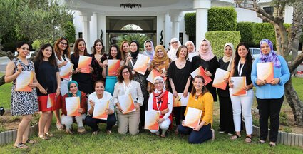 Arab Women Leaders in Agriculture (AWLA) Fellowship Programme 2021 for Women Scientists from MENA Region.