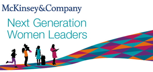 McKinsey & Company Next Generation Women Leaders Program EMEA 2021 for young Professionals
