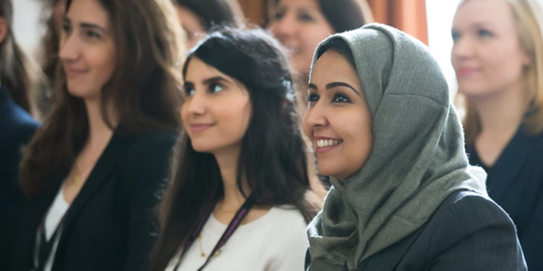 McKinsey & Company Next Generation Women Leaders EMEA Program 2021