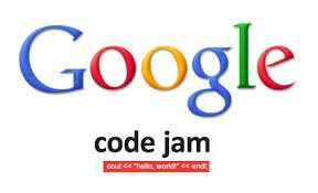 Google's Code Jam 2021 Worldwide Online Programming Competition (15,000 USD Prize)