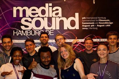 Media Sound Hamburg Scholarships 2021 for Film music, Gamemusic and Sound design (Funded to Hamburg, Germany)