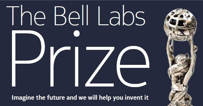 Nokia/Bell Labs Prize 2021 for Game-Changing Ideas in ICT (150,000+ USD Prize)
