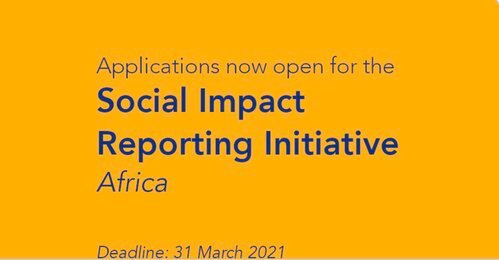 The WAN-IFRA Women in News Social Impact Reporting Initiative 2021 for journalists and media organisations.