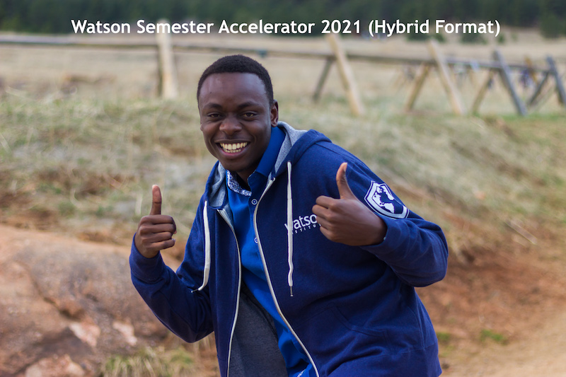 Watson Semester Accelerator 2021 for next generation innovators, leaders and entrepreneurs (Scholarships Available)