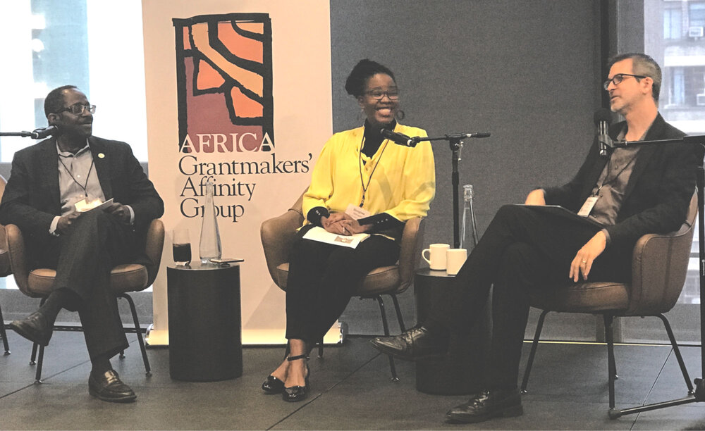 Africa Grantmakers Affinity Group (AGAG) Fellows Program 2021