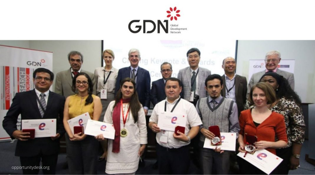Call for Projects: Global Development Awards Competition 2021 for NGOs and CSOs