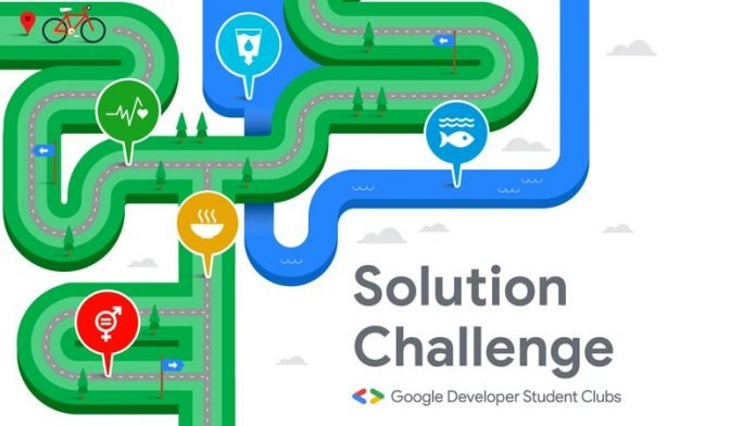 Google Solution Challenge 2021 for University Students around the world.