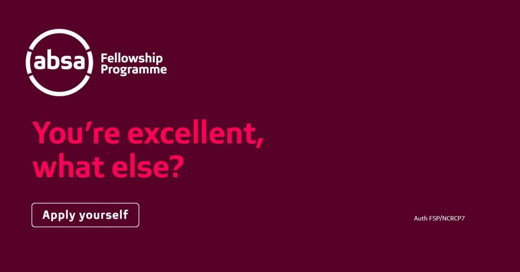 Absa Fellowship Programme 2021 for Young African Leaders