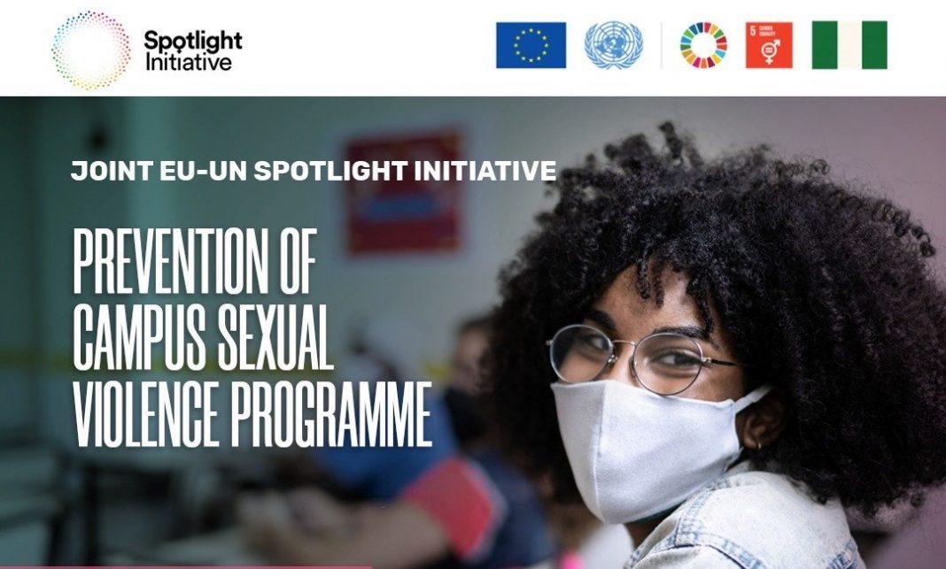 WARIF x Joint EU-UN Spotlight Initiative: Prevention of Campus Sexual Violence Program 2021 for Nigerian Students