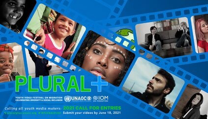 PLURAL+ Youth Video Festival 2021 for youth Media Makers (all expenses paid to PLURAL+ Awards Ceremony)
