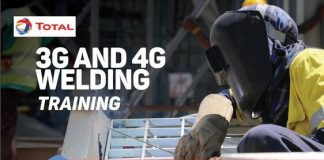 Total E&P Uganda 3G & 4G Welding Training Program 2021 for young Ugandans.