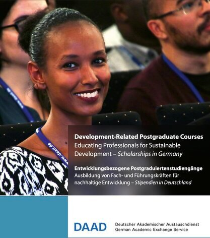 DAAD German Government Development-Related Postgraduate Scholarships 2022/2023 for study in Germany (Fully Funded)