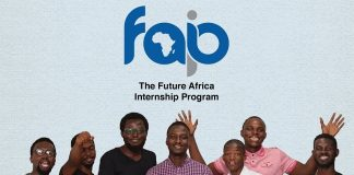 Apply for the Future Africa Internship Program 2021