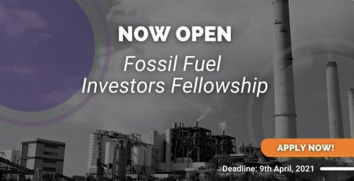 Climate Tracker Fossil Fuel Investors Fellowship 2021 for young passionate communicators (monthly stipend of $150 USD)