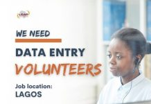 Leap Africa Call for Corporate Volunteers Recruitment 2021.
