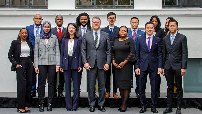 World Trade Organization (WTO) Young Professionals Programme 2022 (CHF 3,500 Salary)