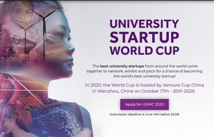 Venture Cup Denmark University Startup World Cup 2021 for University Startups worldwide ($15,000 USD prize)