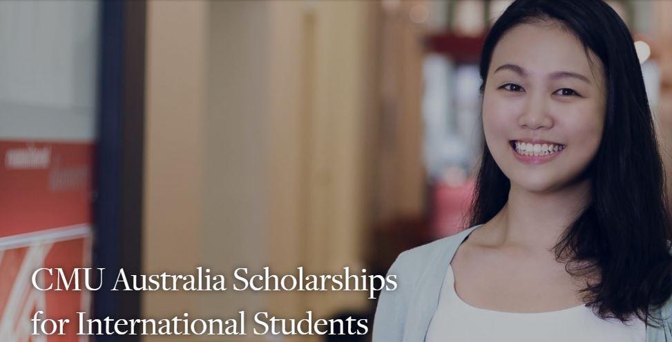Carnegie Mellon University (CMU) Australia Scholarships for International Students 2021/2022 (Up to AUD $30,000)