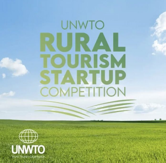 The World Tourism Organization (UNWTO) Global Rural Tourism Startup Competition 2021