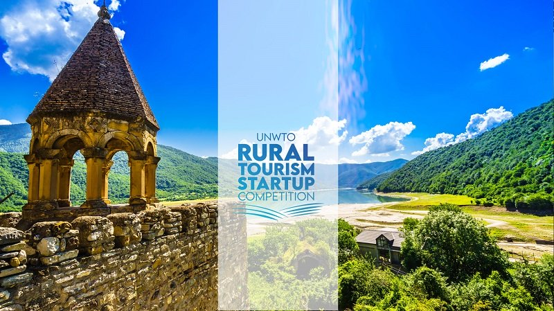 UNWTO Global Rural Tourism Startup Competition 2021