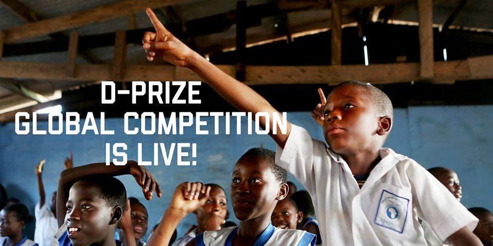 D-Prize Challenge 2021 for Aspiring Entrepreneurs (Up to $20,000)