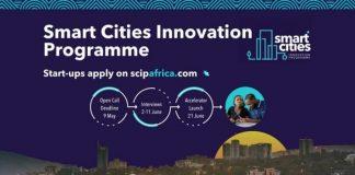 Smart Cities Innovation Programme (SCIP) 2021 for African tech start-ups.