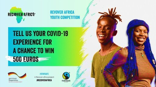The Recover Africa Youth Competition 2021 for young Africans (500 Euros Prize & Project Mentorship)