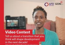 The Global Development Network (GDN)/AFD online video contest 2021 (monetary prizes worth EUR 6,000)