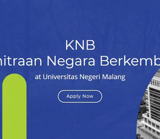 Kemitraan Negara Berkembang (KNB) Scholarship 2021 for International Students to Study in Indonesia