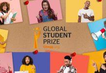 The Varkey Foundation/Chegg.org Global Student Prize 2021