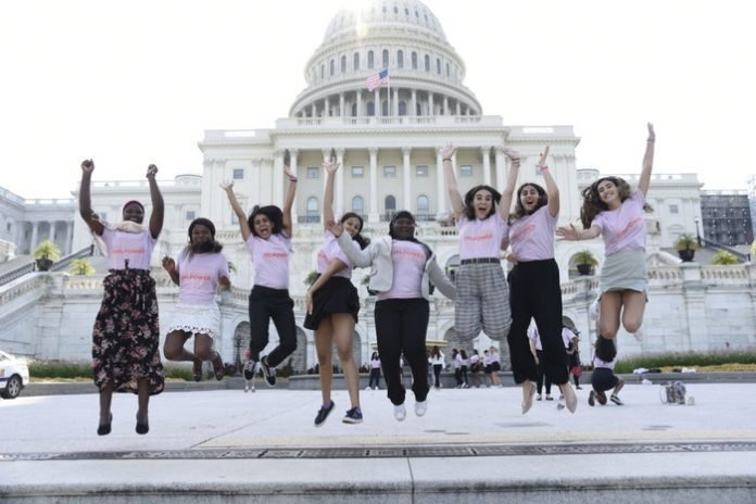 The Girl Up Scholarship Fund 2021 for emerging female young Leaders.