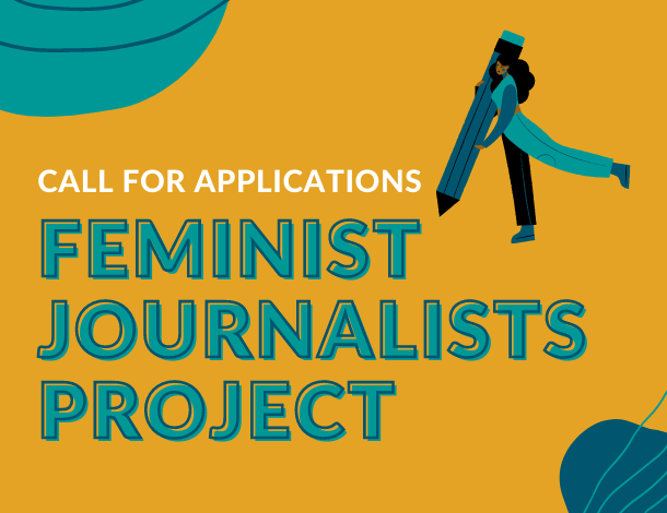 AWID Feminist Journalists Program 2021 for journalists and feminist activists worldwide.