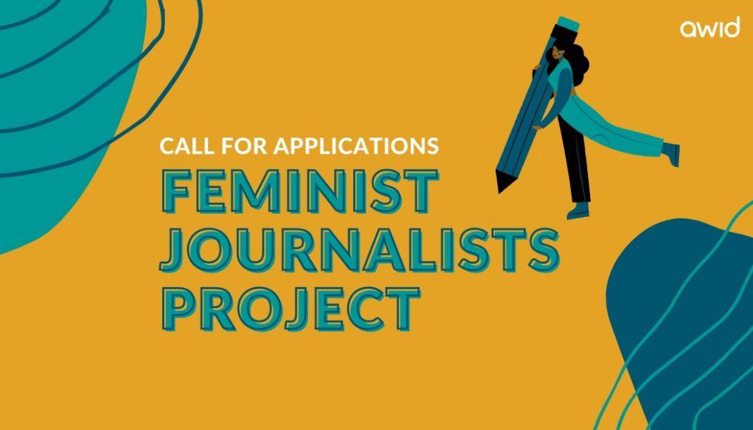 Association for Women's Rights in Development (AWID) Feminist Journalists Program 2021