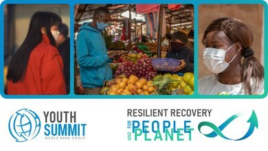 World Bank Group (WBG) Youth Summit Resilient Recovery Solutions Case Challenge 2021