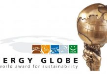 ENERGY GLOBE Award 2022 for Sustainable Energy Projects.