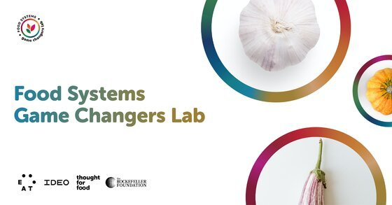 Open Ideo Food Systems Game Changers Lab 2021