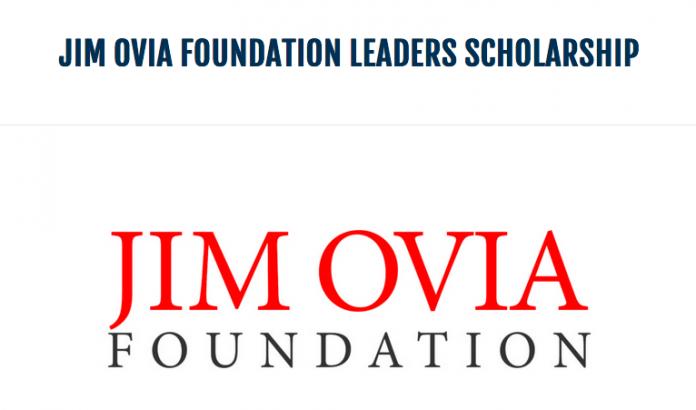 Jim Ovia Foundation Leaders Scholarship 2021/2022 for Undergraduate study at the Ashesi University in Ghana.