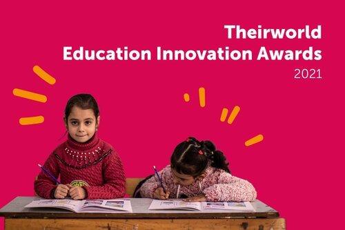 Their World Education Innovation Awards 2021