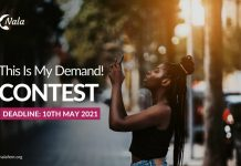 "Nala Feminist Collective ""This is my Demand"" Contest 2021 (Win $500)"
